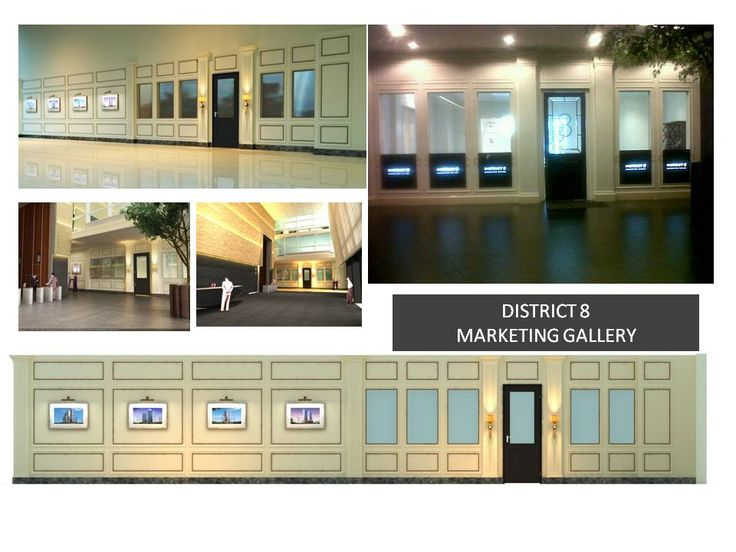 DISTRICT 8 Marketing Gallery Jakarta Projects ASG 2013 Myproject