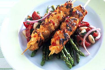 BBQ EID RECIPE,Traditionally a mince recipe. Replaced with chicken by many people as a more healthier diet option.