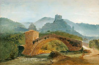 Rom (kampagnan) som det torde sett ut när Rydberg besökte det 1874, skildrat av Gustaf Wilhelm Palm.