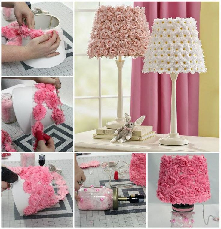 How to make chic Vintage Lamp for your home? Check it --> http://wonderfuldiy.com/wonderful-diy-gorgeous-vintage-lamp/