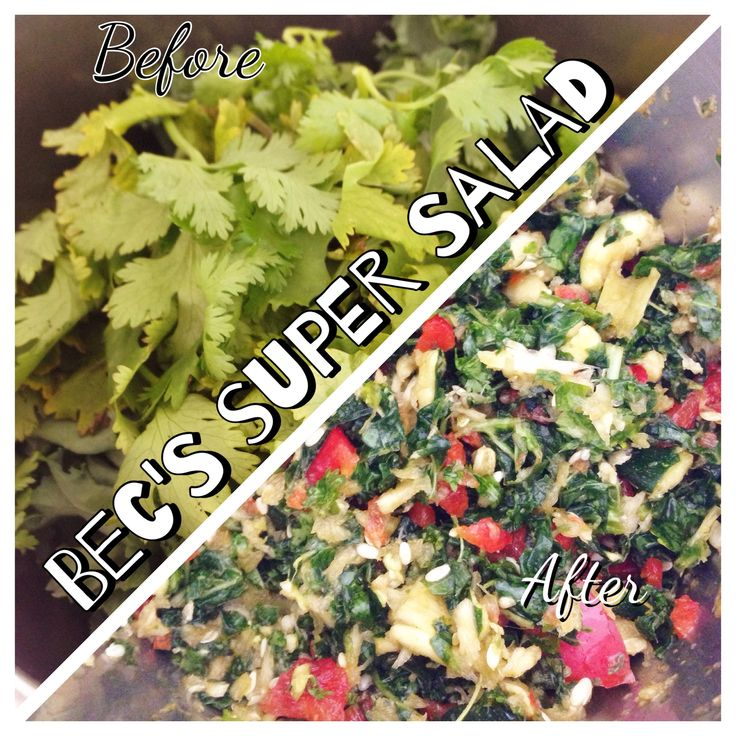 Bec's Super Simple Thermomix Salad
