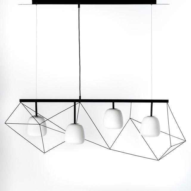 Suspension Spiro, design E. Gallina