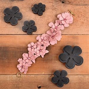 Sizzix Movers & Shapers Magnetic Die Set - Carnation Stack