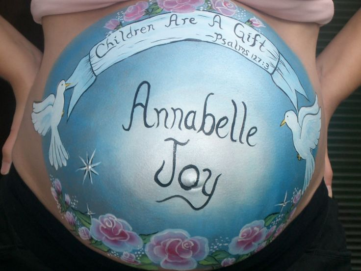 17 best images about belly painting on pinterest for Maternity belly painting
