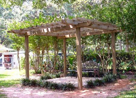 43 best images about pergolas on pinterest gardens - Pergolas para patios ...