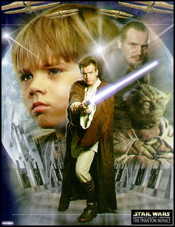 *ANAKIN SKYWALKER (Jake Lloyd, child) ~ The Phantom Menace, 1999