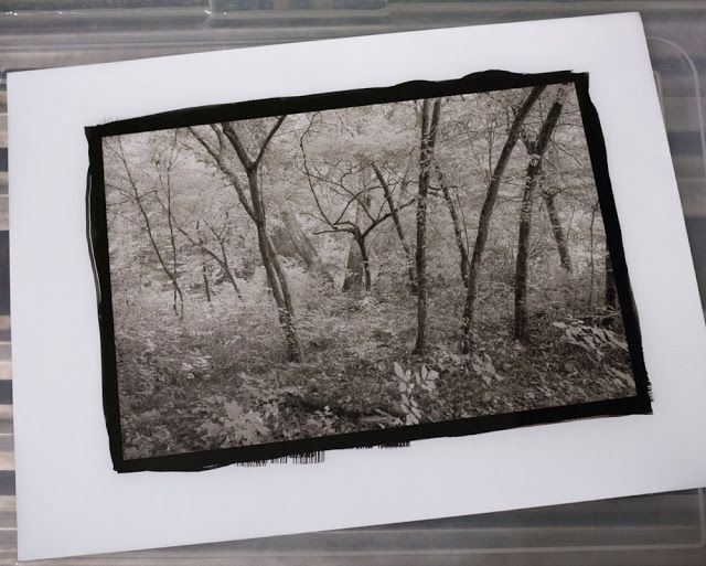 Working Pictures: Another Print Session