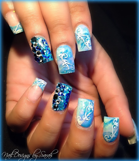 17 Best Images About Nail Stamping On Pinterest