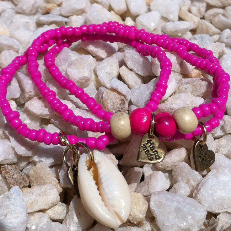 Bracelets Ibiza selfmade