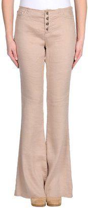 HUDSON Casual pants - Shop for women's Pants - Camel Pants