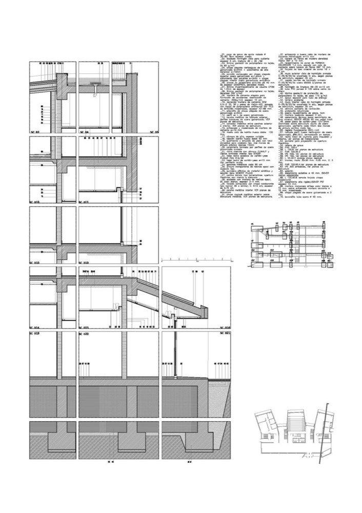 Galería de En Detalle: Cortes Constructivos / Hormigón - 8