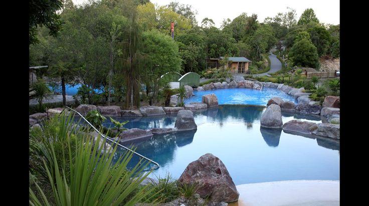 Wairakei Terraces and Thermal Health Spa