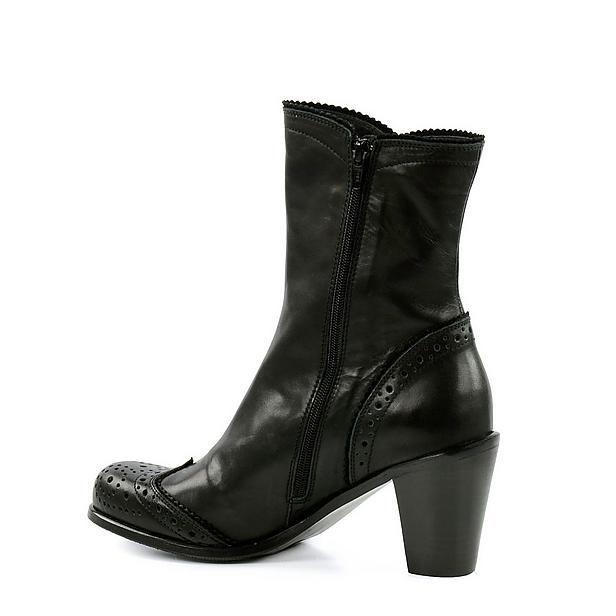 Sacha leren half hoge laarzen? Bestel nu bij wehkamp.nl