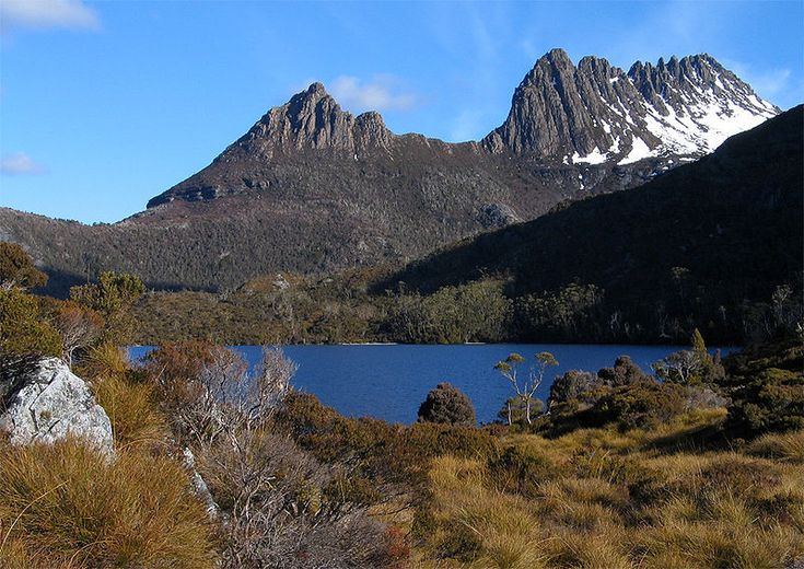 Cradle Mountain is one of Tasmania's 5 natural tourism icons, the others being Freycinet National Park, Gordon River, Mount Wellington and South Cape Bay, the southernmost beach in Australia. See our Far South board or http://www.huonvalleyescapes.net/far-south.html