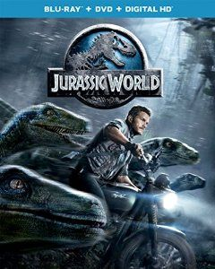 Jurassic World (Blu-ray + DVD + DIGITAL HD) Chris Pratt (Actor), Bryce Dallas Howard (Actor), Colin Trevorrow (Director, Writer) Rated: PG-13 (Parental Guidance Suggested) Format: Blu-ray 985 customer reviews #1 Best Sellerin Movies & TV      Amazon Instant Video     $19.99     Blu-ray Disc: Affiliate Link