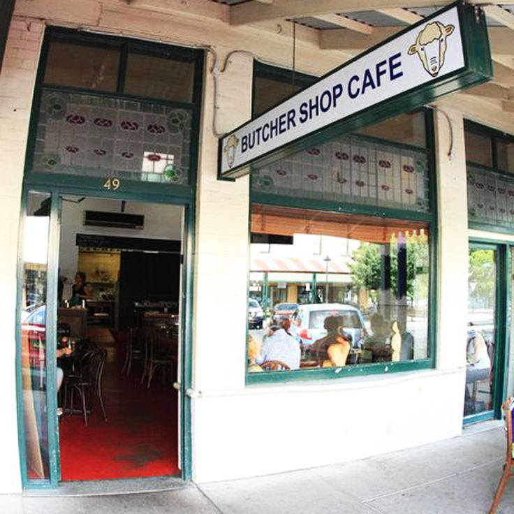 Butcher Shop Cafe, Mudgee