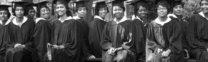Spelman College women.