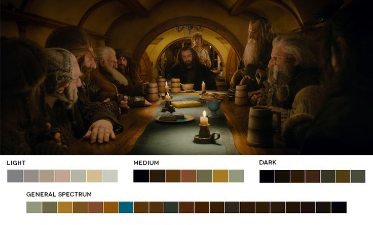 Request Week 6 - sassandsmilesThe Hobbit: An Unexpected Journey, 2012Cinematography: Andrew Lesnie