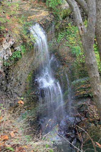 Felker's Falls  Hamilton, Ontario, Canada