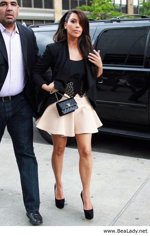 Kim Kardashian fashion - BeaLady.net