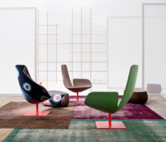 Armchairs | Seating | Fjord Armchair | Moroso | Patricia. Check It Out On  Architonic