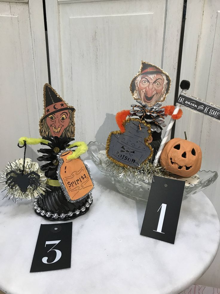 Excited to share the latest addition to my #etsy shop: Halloween, Halloween cake topper, Halloween centerpiece, vintage images, vintage dessert cups, items sold separately #homedecor #halloween #vintagedessertcups #vintagewitchimage #halloweentrims #caketopper