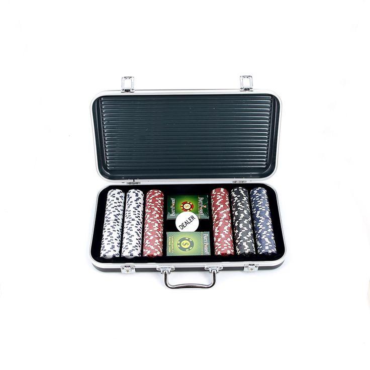 Набор для покера в алюминиевом кейсе купить по лучшей цене с бесплатной доставкой по Москве, Санкт-Петербургу и России