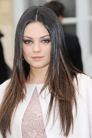 46 best tintes images on pinterest hairstyles braids and ombre hair black dark brown ombre it doesnt look horrible when straight urmus Image collections