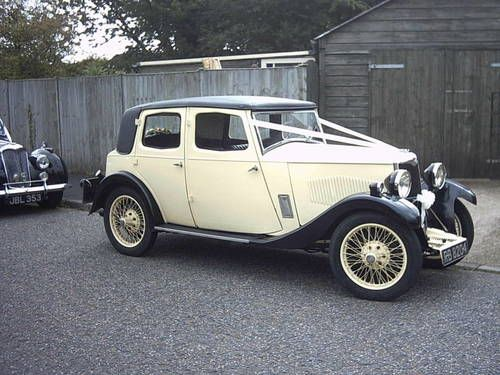Riley Monaco 9HP (manual g/box) For Sale (1933) on Car And Classic UK [C370543]