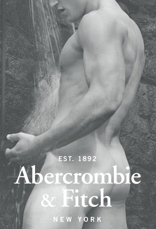 Abercrombie and fitch girls naked