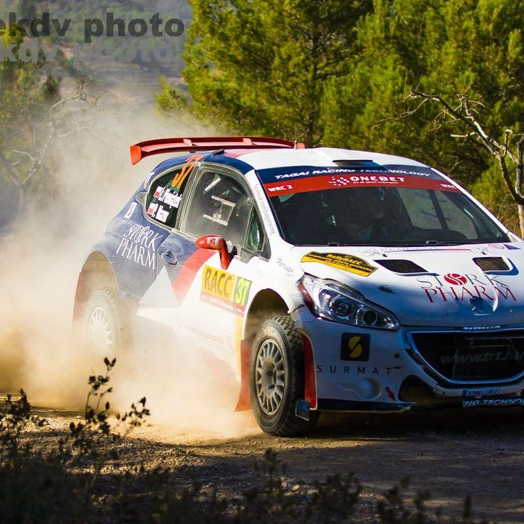 WRC Catalonia