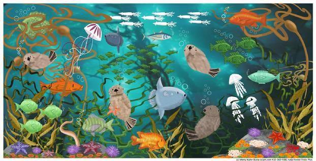Peces y vida marina