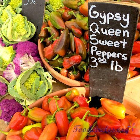 Santa Monica Farmers Market June 2014