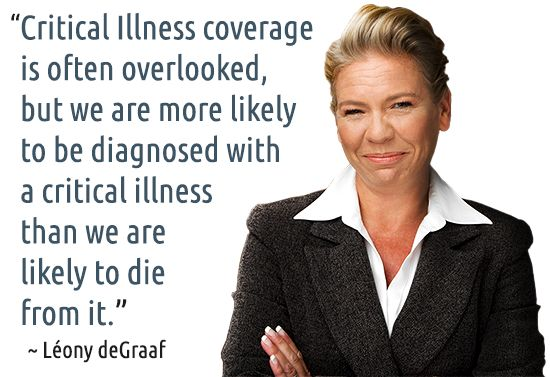 ~ Léony deGraaf #quotes #insurance