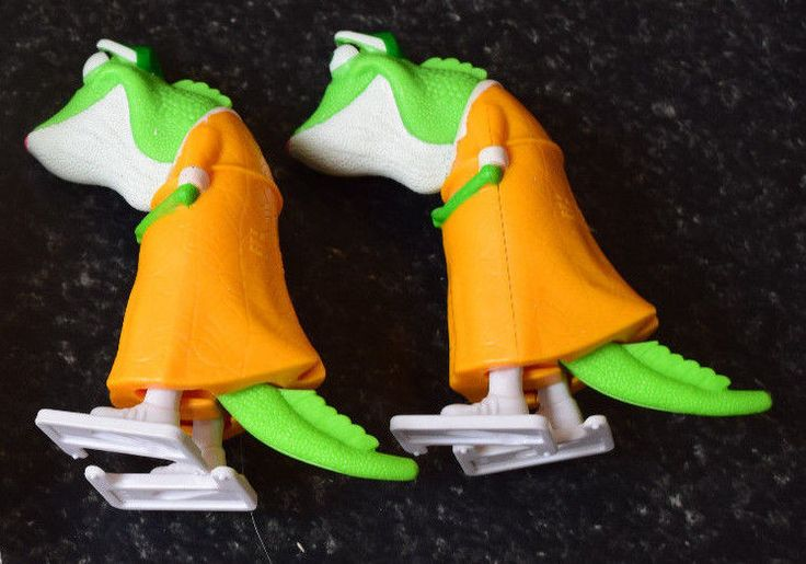 McDonalds Happy Meal SING Miss Crawly Crawley Green Lizard Wind up Walking Toy  #Illumination