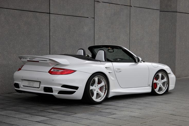 Porsche 911 Cabriolet TechArt