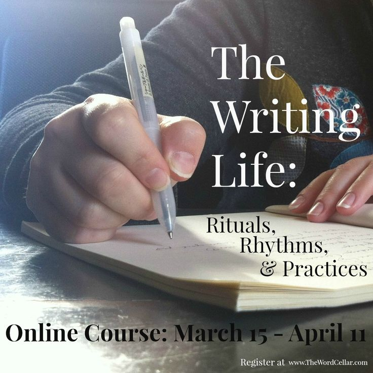 This class from Jenna McGuiggan is going to be so good! :: The next session of The Writing Life starts next week. Register for this 4-week online writing class and create a writing life that you love!