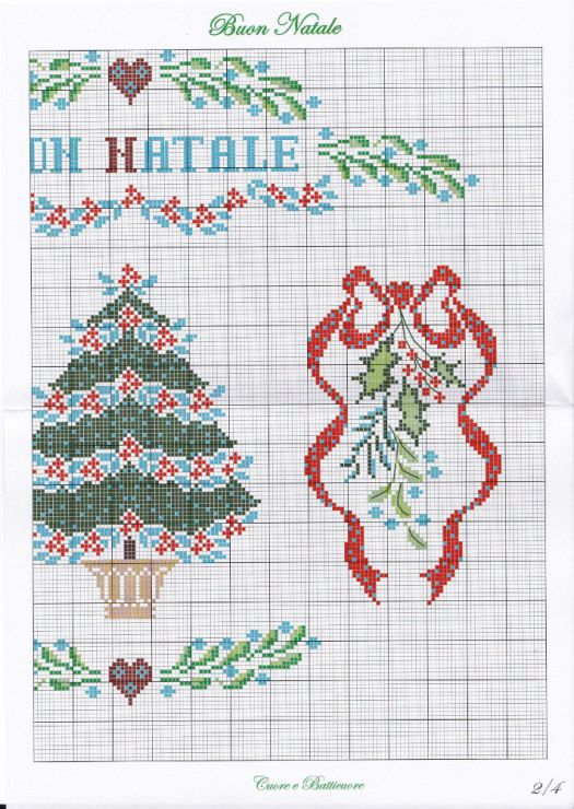 Gallery.ru / Cuore e Batticuore Buon natale - Cuore e Batticuore Buon natale - Marina-Melnik