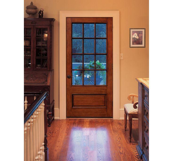 Glass Panel Exterior Door 11 best craftsman home styles images on pinterest | fiberglass