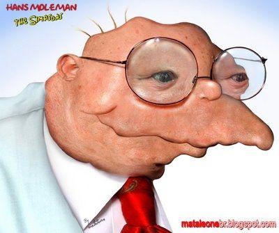 Freaky cartoon images untooned