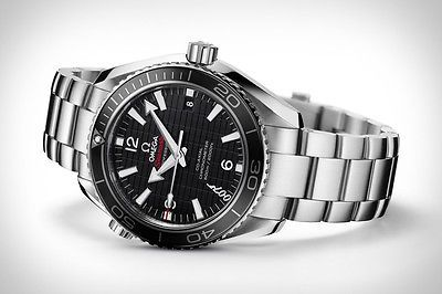 Omega 007 James Bond Skyfall Planet Ocean Limited Edition Brand New | eBay