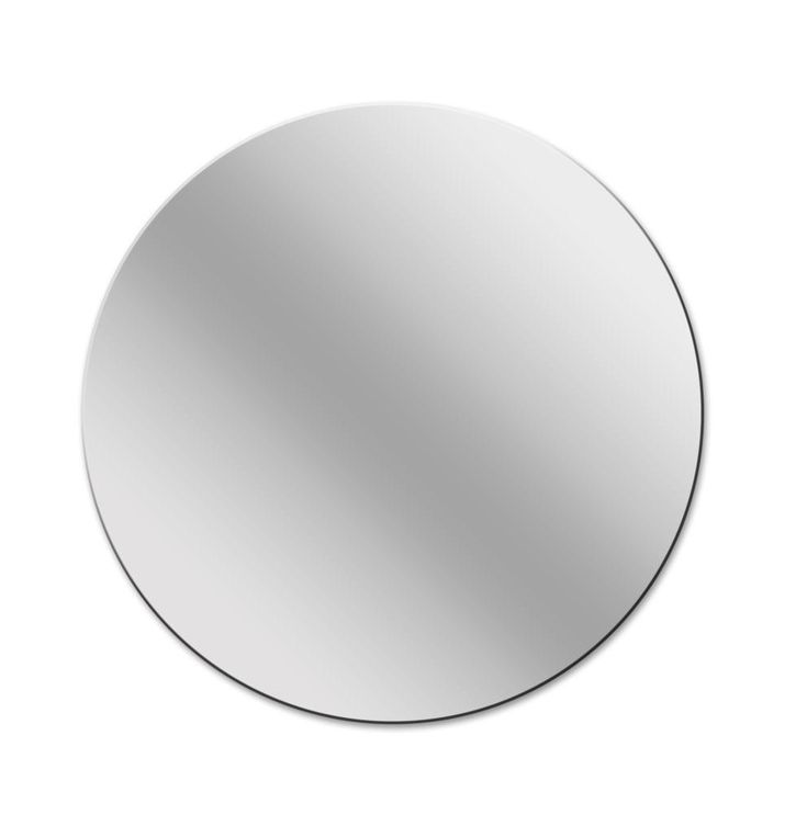 Round Pencil Edge Mirror - Builders Discount Warehouse