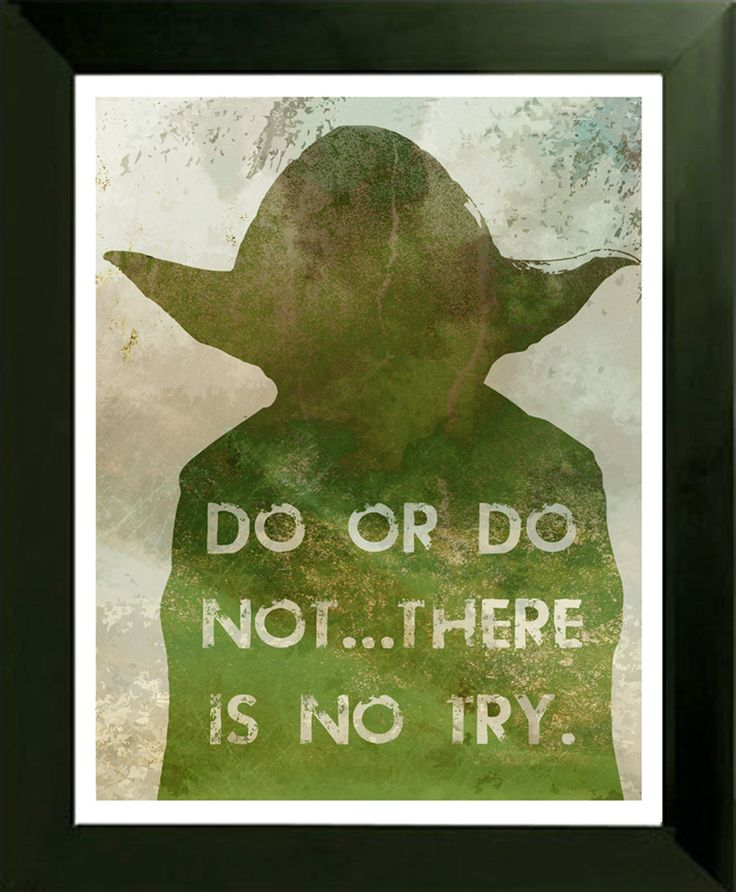 Jedi Master Yoda Quotes: 47 Best Intellectual Tenacity / Grit Images On Pinterest