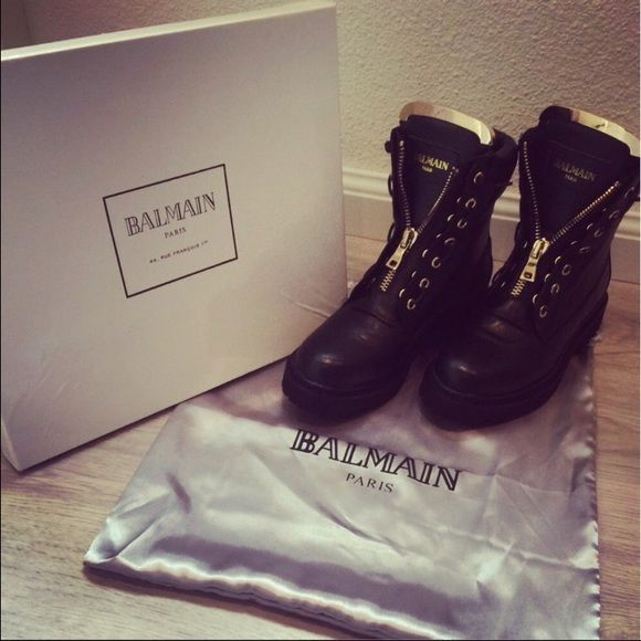 Balmain boots  Will be for sale after New Year  ( replica) Balmain Shoes Ankle Boots & Booties