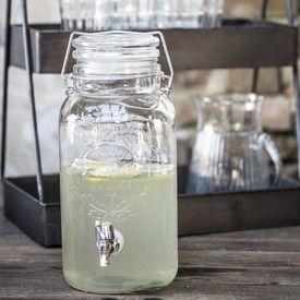 Saftdispenser til vand og lemonade fra Ib Laursen