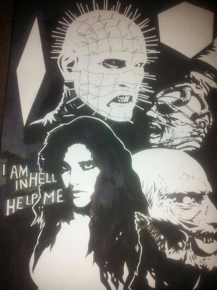 #Hellraiser