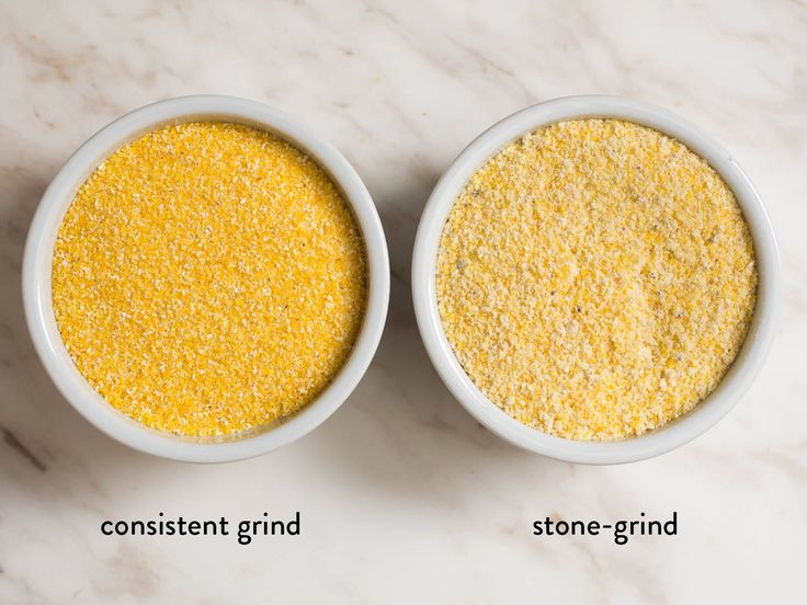 All the rules you've heard about how to make polenta are often not true/good tips on how to cook polenta, PRE-SOAKING IT, for instance