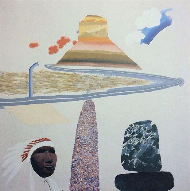 Arizona, David Hockney, 1964