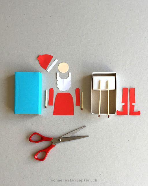 Zählen deine Kinder die Tage bis es Weihnachten ist? Der Nikolaus hat jetzt so viel zu tun, dass ihm schon ein ganz langer Bart gewach...