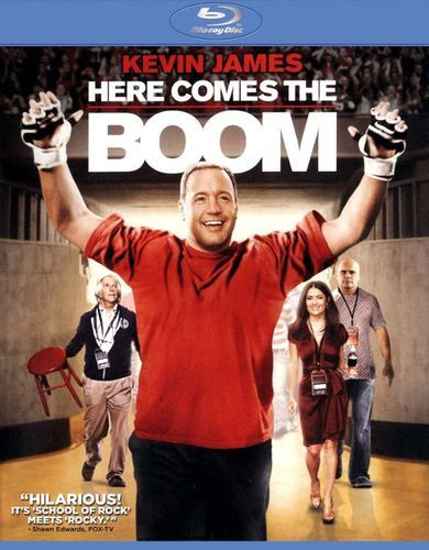 Here Comes the Boom [Includes Digital Copy] [UltraViolet] [Blu-ray] [2012]